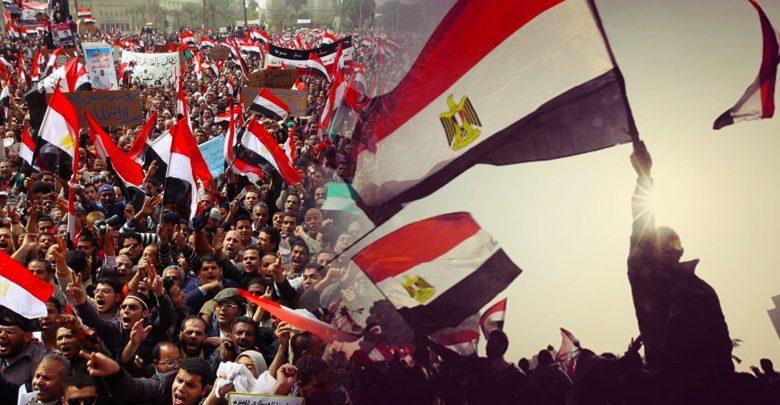 خريطة القوى الثورية الليبرالية واليسارية في مصر