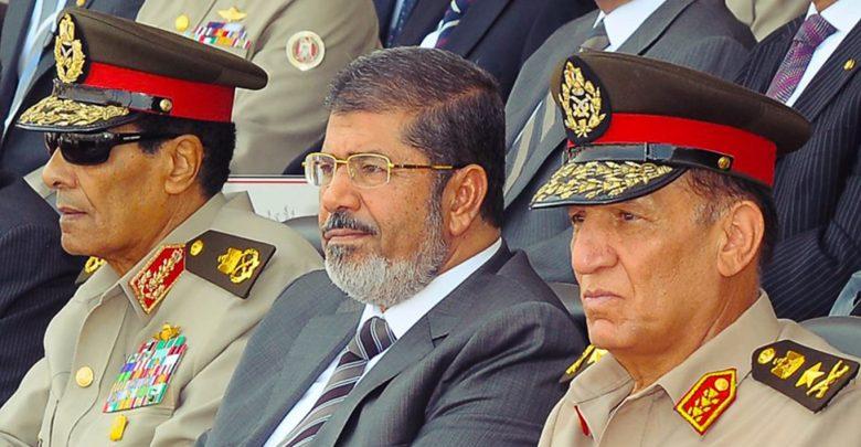 إدارة العلاقات المدنية العسكرية في مصر