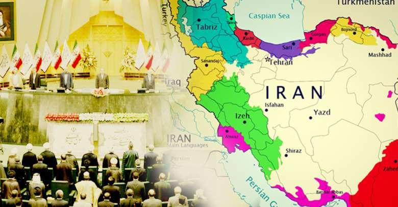 القوي السياسية في المجتمع الإيراني