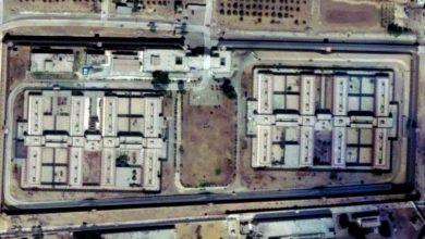 Photo of المقبرة نظرة من داخل سجن العقرب