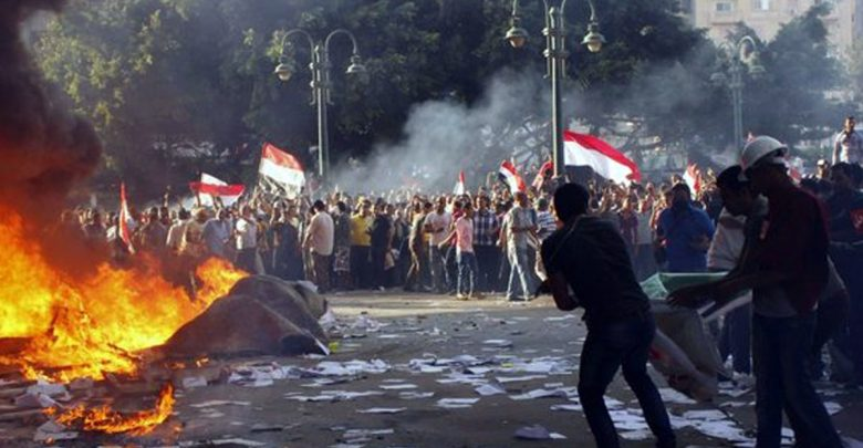 بوادر الحرب الأهلية فى مصر وطرق مقاومتها