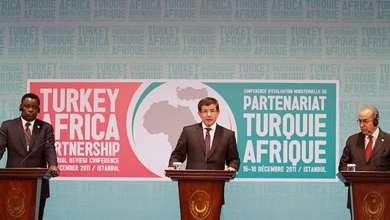 تركيا ومعضلة الأمن في أفريقيا