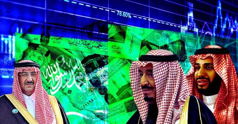 خريطة القوى الاقتصادية في المملكة العربية السعودية