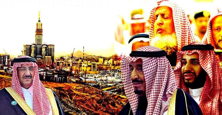 خريطة القوى الدينية والفكرية في المملكة العربية السعودية