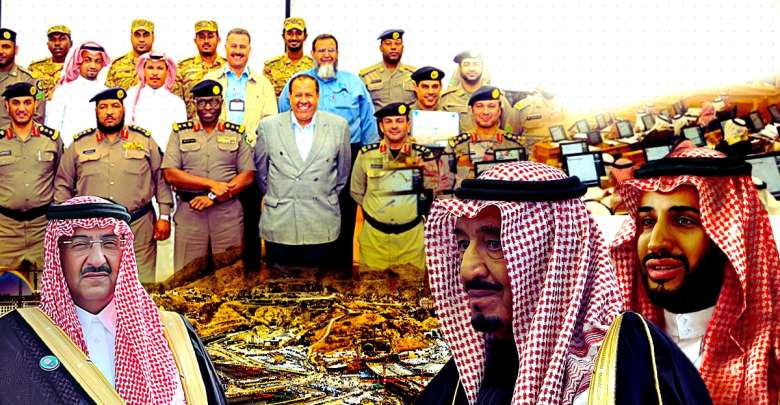 خريطة القوى المدنية في المملكة العربية السعودية