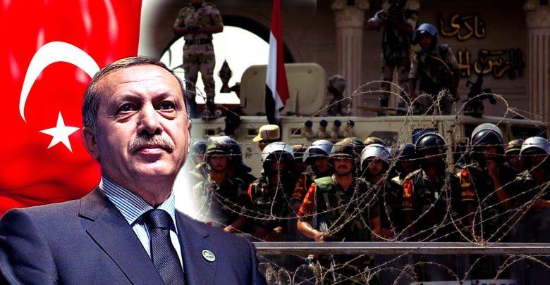 مستقبل السياسة التركية تجاه الانقلاب العسكري في مصر