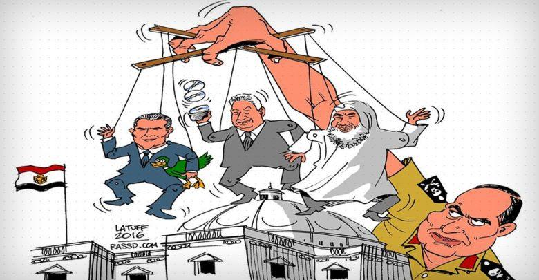 برلمان العسكر: إقرار قوانين الانقلاب