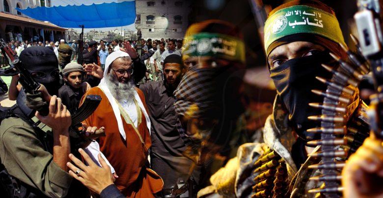 حماس والحركة السلفية في قطاع غزة: الواقع والآفاق