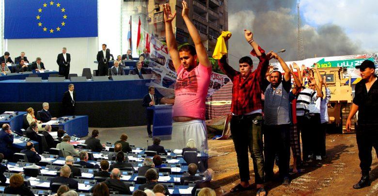 البرلمان الأوربي وحقوق الإنسان في مصر