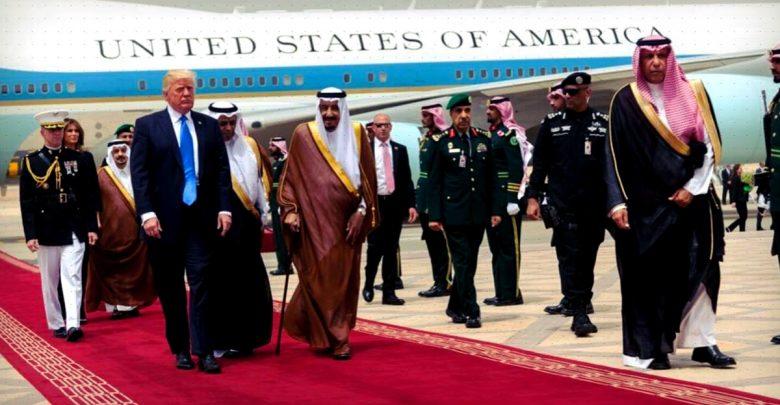 ترامب-وآل-سعود-مسارات-معقدة