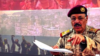 دلالات تعيين الأحمر في قيادة الجيش اليمني