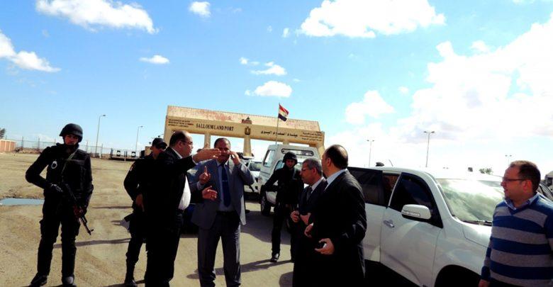 الأمن المصري والحرب الأهلية في ليبيا