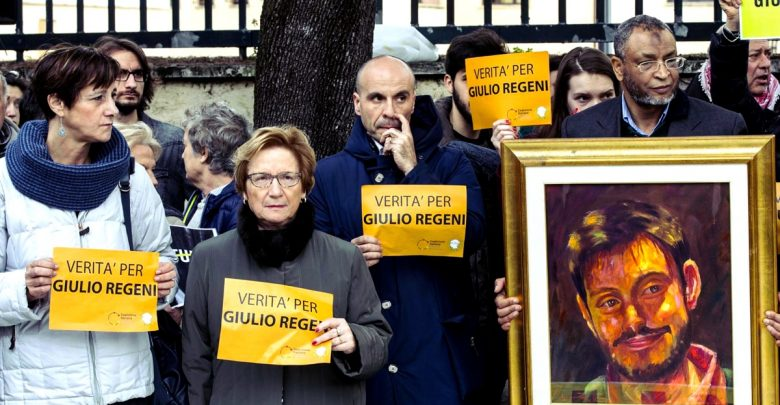 صراعات الأجنحة: تفاصيل سرية حول مقتل ريجيني