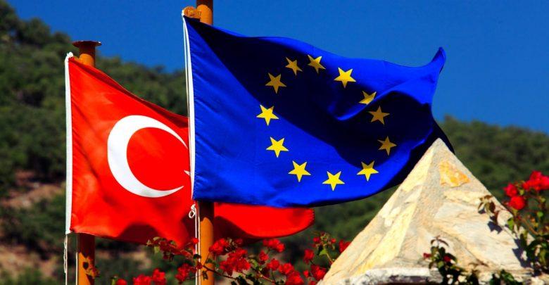 السياسة الأمنية الأوروبية والعلاقات مع تركيا