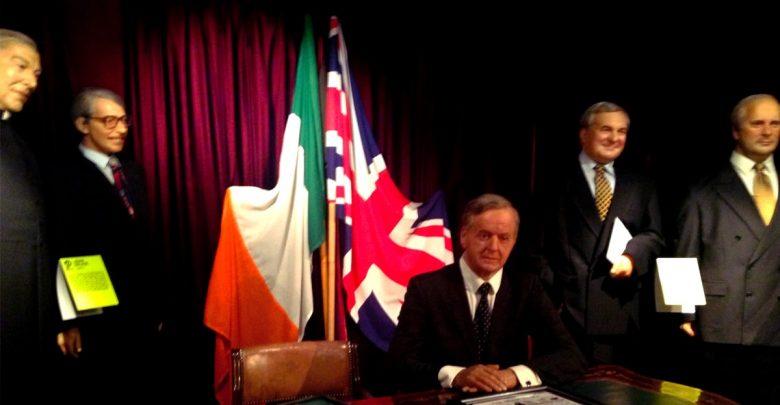 خبرات إدارة ما بعد الصراعات: أيرلندا