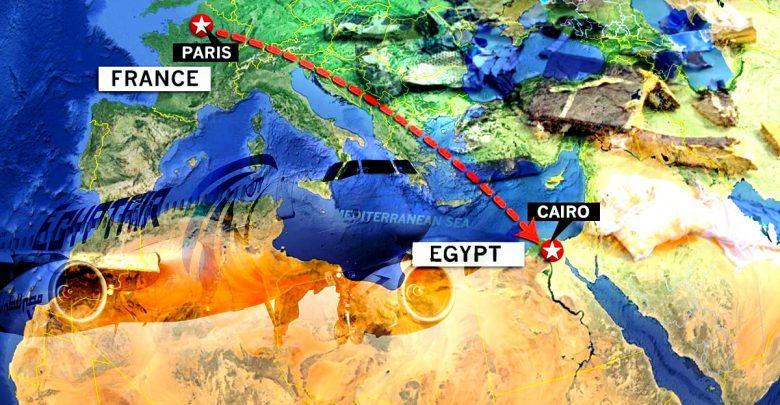 أزمة الطائرة المصرية وتداعياتها السياسية