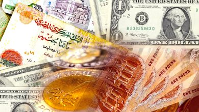 Photo of الدولار يقفز بالجنيه المصري إلي الهاوية