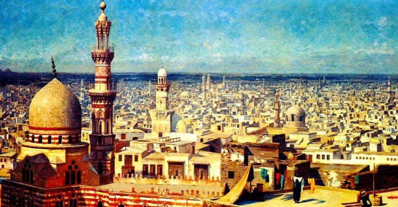 القاهرة عاصمة الثورة الإسلامية