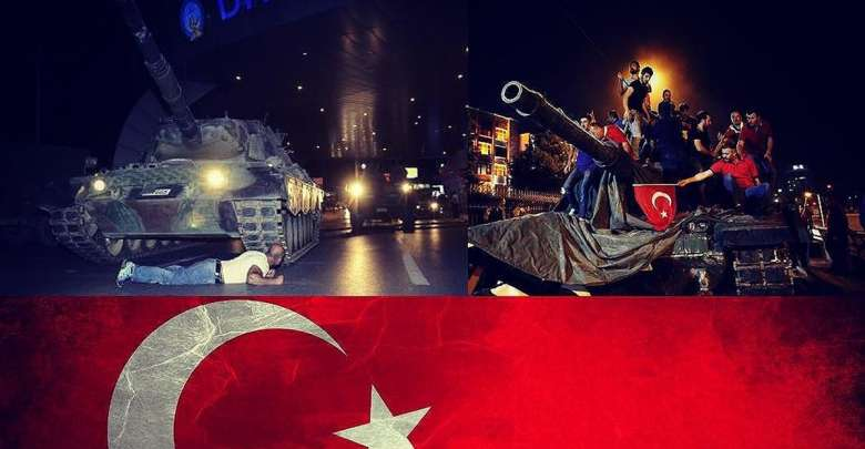 انقلاب بتركيا أم إنقلاب بالعالم؟