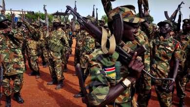 جنوب السودان تحت المطرقة