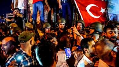 Photo of دروس من المحاولة الانقلابية في تركيا