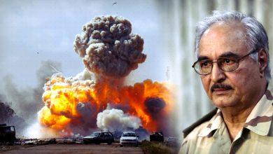 ليبيا: بين تسريبات حفتر والضربات الأميركية