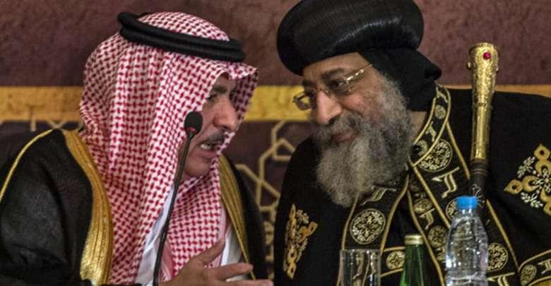 الكنيسة القبطية والسياسة في مصر
