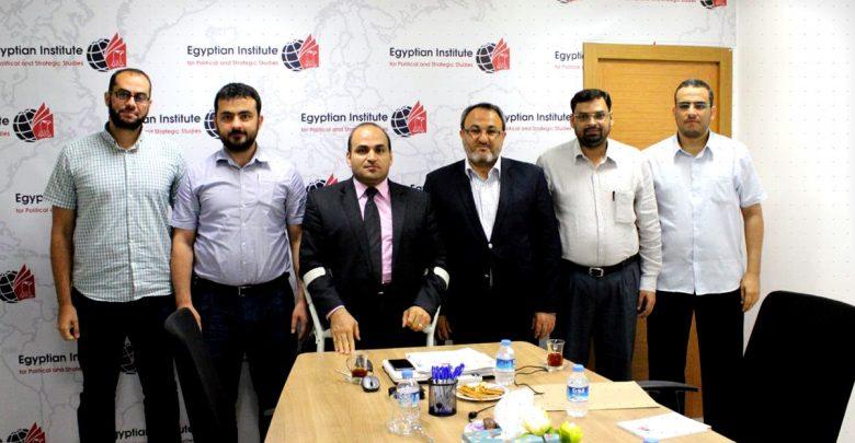 المعهد المصري يستضيف منتدى آسيا