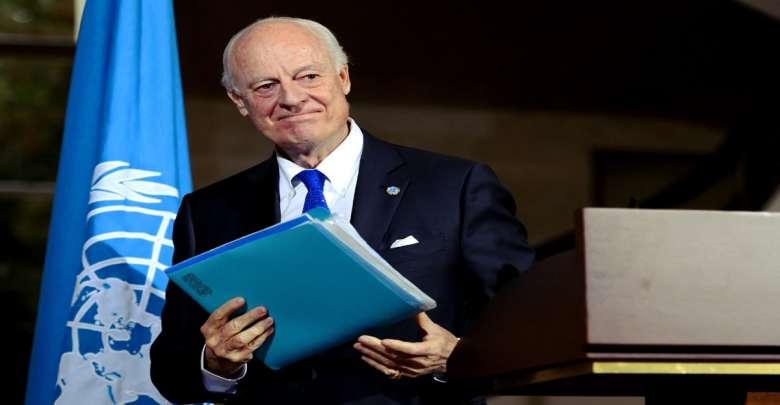 سوريا: مشروع دي ميستورا بين وثيقتين