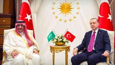 الخطاب الإعلامي السعودي والعلاقات مع تركيا