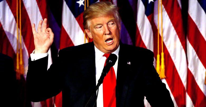 ترامب بطل الحضارتيْن وأمل الأمتيْن
