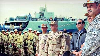 مناطق التوتر: التدخلات العسكرية الخارجية المصرية