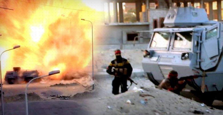 سيناء-كمين-المطافئ-واستمرار-نزيف-الدماء