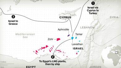 Photo of بلومبيرج: أسرار حقول غاز شرق المتوسط