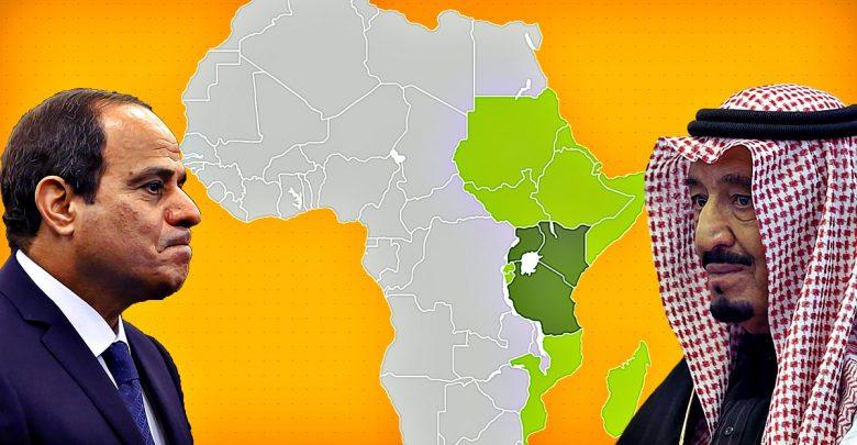 التنافس المصري – الخليجي في شرق أفريقيا