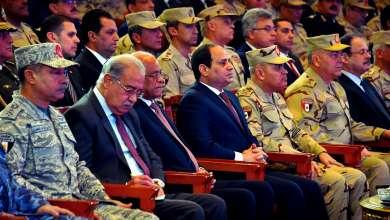 Photo of ندوات العسكر: رسائل السيسي للجيش والشعب