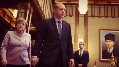 توتر جديد في العلاقات التركية - الألمانية