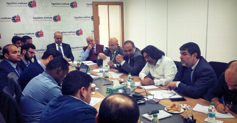 المعهد المصري وتطورات المشهد الليبي