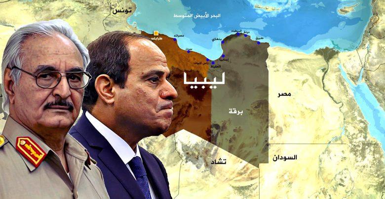 Image result for ما بين سطور لقاء السيسي وحفتر