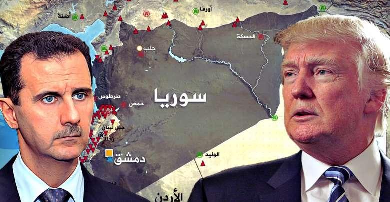 Photo of هل ترامب جاد في إسقاط الأسد؟