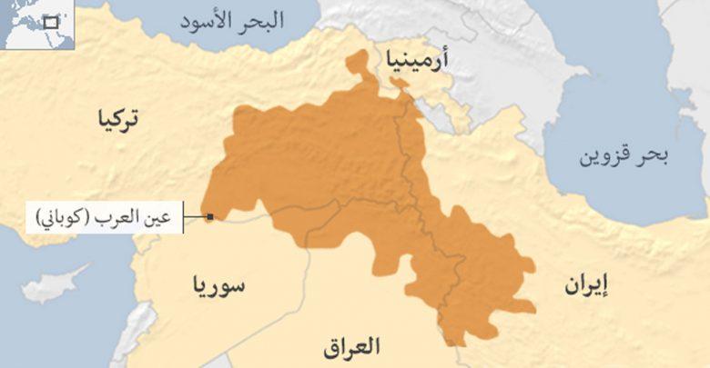 الجذور التاريخية للقضية الكردية