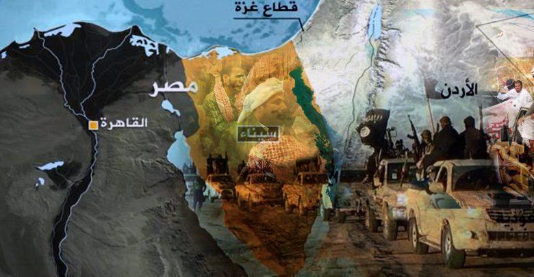سيناء ـ أبعاد الصراع بين داعش والقبائل