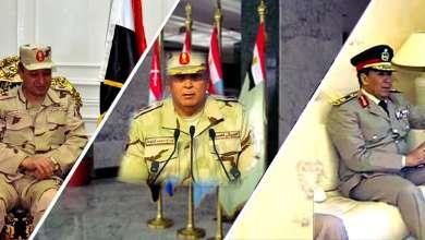 Photo of تصفية قيادات الجيش: الخلفيات والدوافع