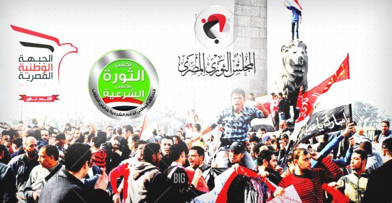 جبهات التغيير المصرية: مطالب أم استراتيجيات؟