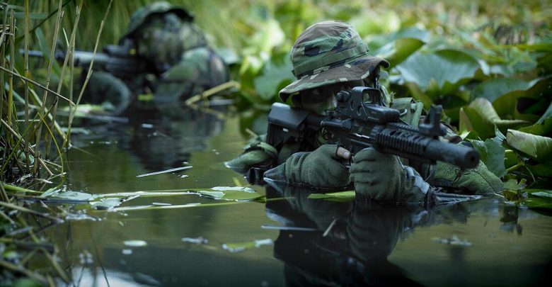 التسلل العسكرى الناجح: قواعد وإجراءات