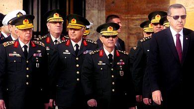 عن التغييرات الأخيرة في قيادة الجيش التركي