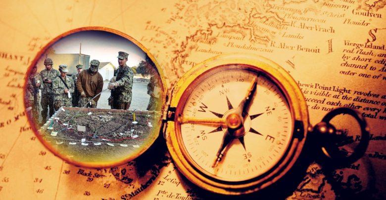 الجغرافيا العسكرية: تحليل مواقع أهداف العدو