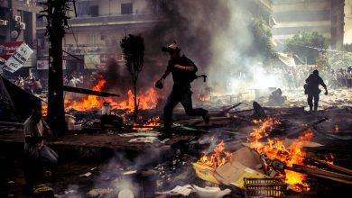 الحداثة وهولوكوست مصر مذبحة رابعة