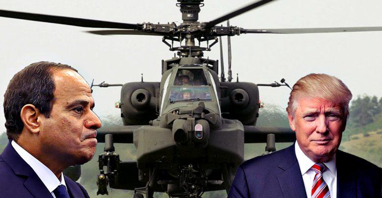 قرار واشنطن المبهم بشأن المساعدات إلى مصر