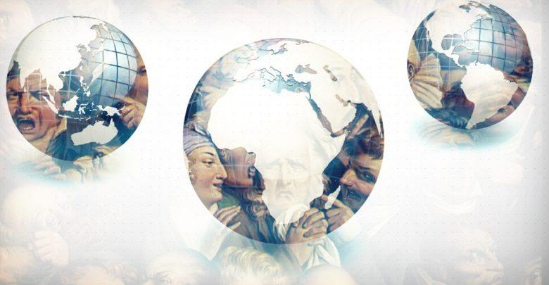 نهاية الحرب الباردة والتنظير في النزاع الدولي
